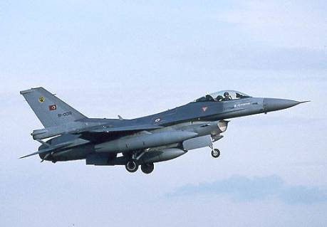 f 16 Pakistan Air Force on Red Alert over likely US Attack